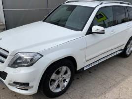 Mercedes-Benz GLK220 visureigis