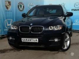 BMW X6 visureigis