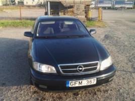 Opel Omega sedanas