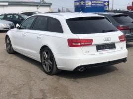 Audi A6, Universalas, 2012 | 2