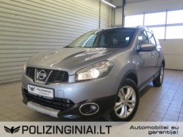 Nissan Qashqai+2 cross-country
