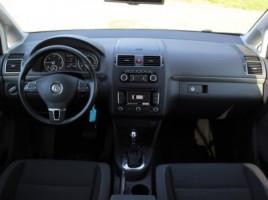 Volkswagen Touran, Vienatūris, 2011   1