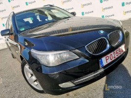 BMW 525, Universalas, 2008 | 1