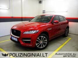 Jaguar F-Pace внедорожник