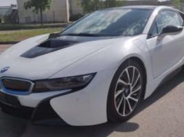 BMW i8 kupė