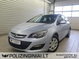 Opel Astra universalas