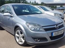 Opel Astra hečbekas