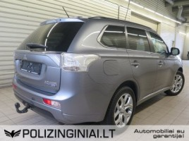 Mitsubishi Outlander, Cross-country, 2014-06 | 2