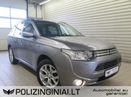 Mitsubishi Outlander, Cross-country, 2014-06 | 1