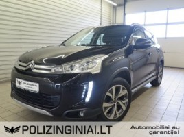 Citroen C4 cross-country