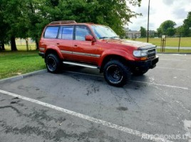 Toyota Land Cruiser visureigis