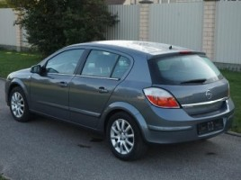 Opel Astra, 1.6 l., hečbekas | 3