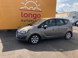 Opel Meriva monovolume