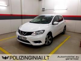 Nissan Pulsar hečbekas