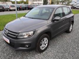 Volkswagen Tiguan внедорожник