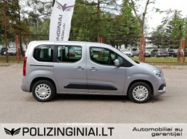 Opel Combo, Vienatūris, 2018-12 | 2