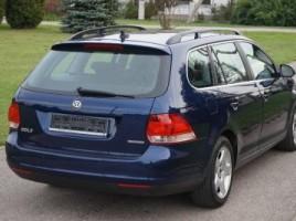 Volkswagen Golf, Universalas, 2009-07 | 2