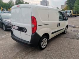 Opel Combo, Komercinis, 2015   3