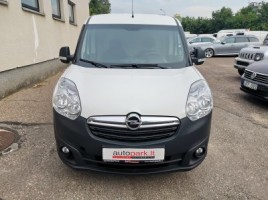 Opel Combo, Komercinis, 2015   1