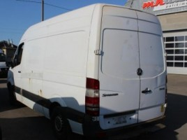 Mercedes-Benz Sprinter, Komercinis, 2008-11 | 2
