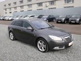 Opel Insignia, Universal, 2010 | 2