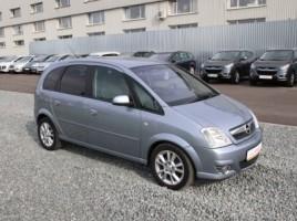 Opel Meriva, Monovolume, 2009 | 2
