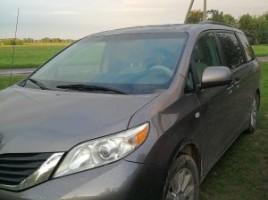 Toyota Sienna vienatūris