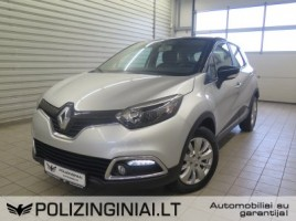 Renault Captur cross-country