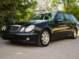 Mercedes-Benz E klasė universalas