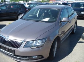 Skoda Superb sedanas