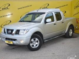 Nissan Navara cross-country