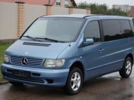 Mercedes-Benz V220 vienatūris