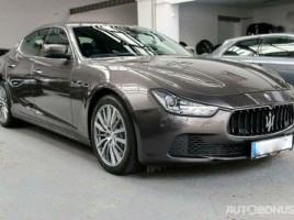 Maserati Ghibli | 1