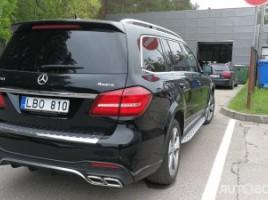 Mercedes-Benz GLS450 | 2