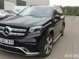 Mercedes-Benz GLS450 visureigis