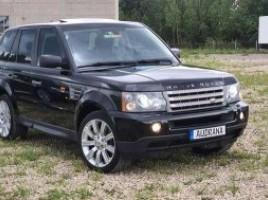 Land Rover Range Rover Sport visureigis