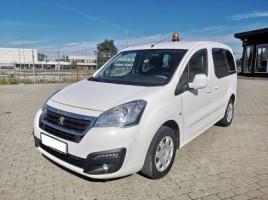Peugeot Partner vienatūris