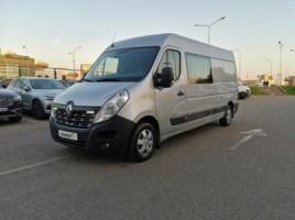Renault Master komercinis