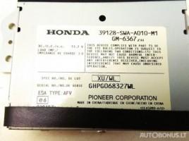 Honda CR-V, Visureigis | 3