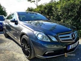 Mercedes-Benz E350 kupė