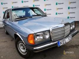 Mercedes-Benz 123 sedanas