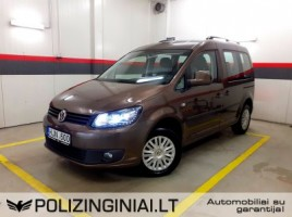 Volkswagen Caddy минивэн