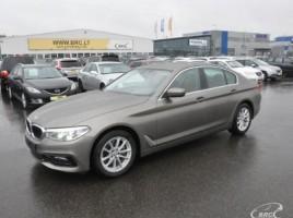 BMW 520 sedanas