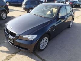 BMW 320 sedanas