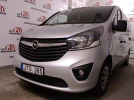 Opel Vivaro vienatūris