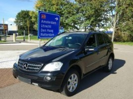 Mercedes-Benz ML320 visureigis
