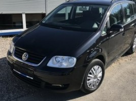 Volkswagen Touran, 1.9 l., vienatūris | 1