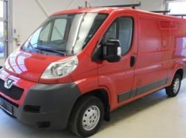 Peugeot Boxer komercinis