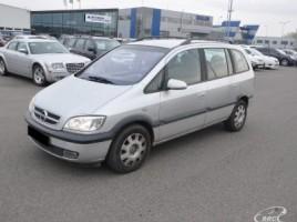 Opel Zafira vienatūris