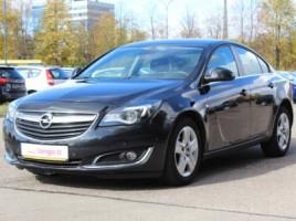 Opel Insignia sedanas